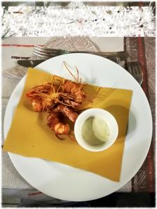 menu Hotel Cecco di Nara a Massarosa